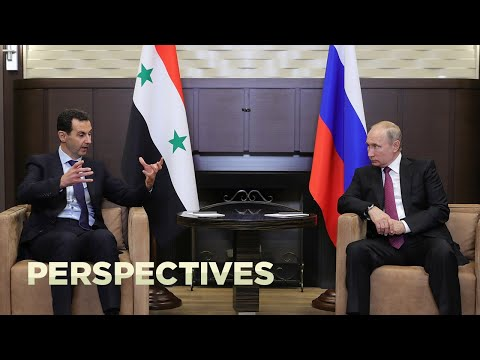 Russia's Role In Tensions Between Iran And Israel In Syria