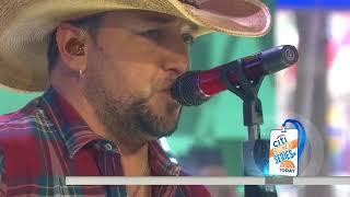 Watch Jason Aldean perform 'My Kinda Party' live
