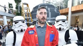 International star wars day (may the 4th) is right around corner and fans all over world are gearing up. indeed, lego australia celebrated in epic fa...