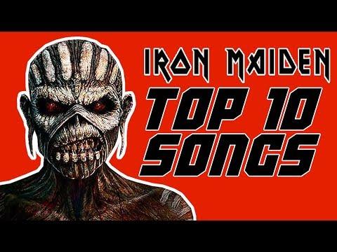 10 Greatest Iron Maiden Songs