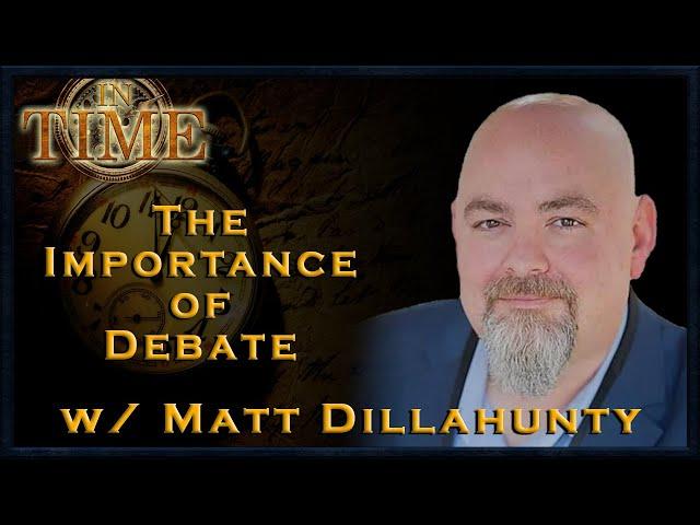 The Importance of Debate w/ Matt Dillahunty