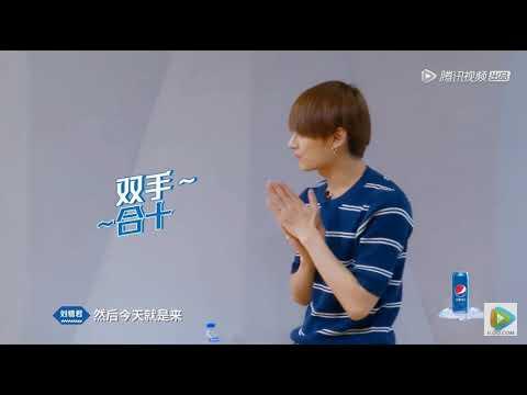 when wen junhui meets a girl
