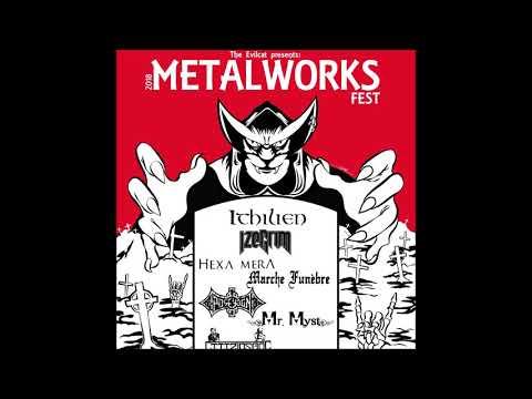 Interview met JP Vercruysse, organisator van Metalworksfest.