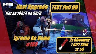 🔴 Balkan Fortnite Allons à 3K/Igarmo avec vous #133/GIVEAWAY 1x SKIN - 5 $