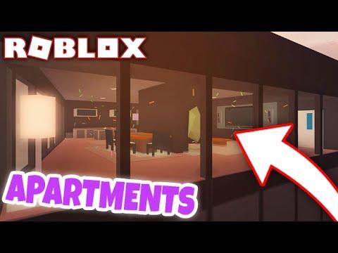 NEW RENTING APARTMENTS UPDATE! (Roblox Jailbreak)