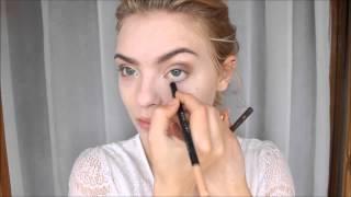 Полина Гагарина   Евровидение 2015   Урок по Макияжу и прическе
