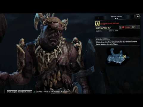 Recruiting an Army - Shadows of Mordor 100% Lets Play 52
