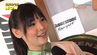 Download Video Car show girl (Bridgestone Girls Pt 1) MP3 3GP MP4