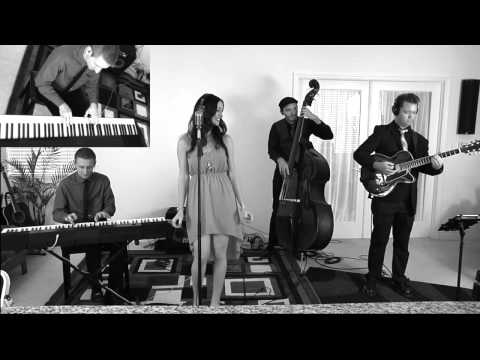 Willy Wonka and the Chocolate Factory - Pure Imagination (Jazz Cover by Gloria West & The Gents)