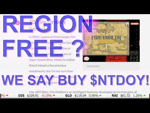 REGION FREE SWITCH!
