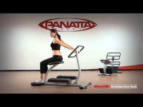 Panatta Sport - Stretching Flexor Bench [ITA]