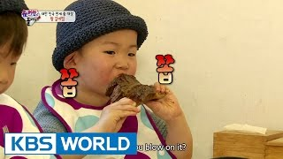 Triplets' House - Large Steamed ribs (Ep.78 | 2015.06.07)