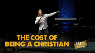 The Cost Of Being A Christian | Brad Stine