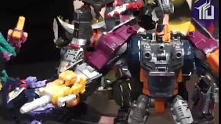 Power of the Primes Optimal Optimus - Transformers Toy Fair 2018 Reveal