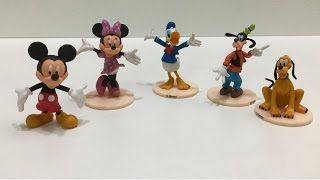 Toys For Kids Mickey Mouse Minnie Donald Duck | The Surprise For Kids