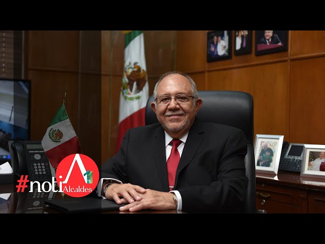 NotiAlcaldes: Inversión para mejorar Mazatlán