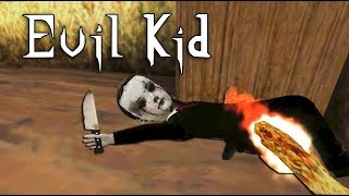 Evil Nun Ka Bhootiya Bacha - EVIL KID [ New Update ] Full Gameplay | Horror Android Game