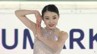 2017 JGP イタリア大会 女子ショート 紀平梨花 紀平梨花 検索動画 18