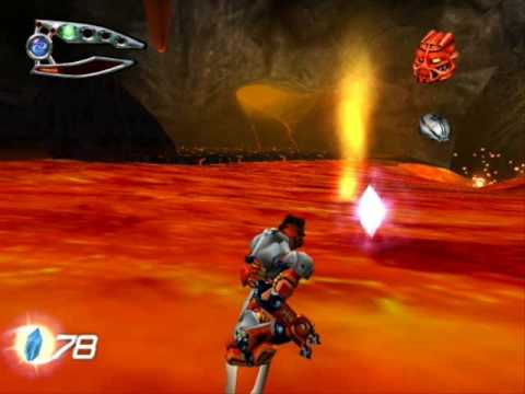Bionicle The Game Tahu Nuva Gameplay Pc Youtube