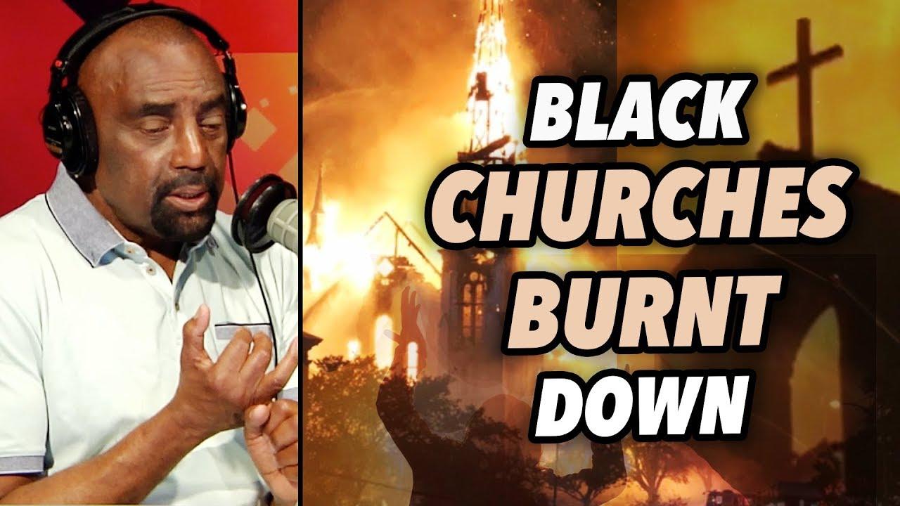'Historical' Black Churches Burnt Down By Deputy's Son (Holden Mathews)