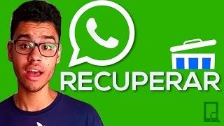 Como recuperar conversas apagadas do Whatsapp | Pixel Tutoriais