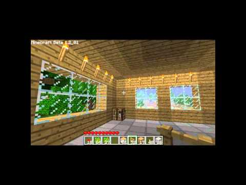 Minecraft Lets Build A Zoo Ep