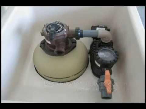 Video moldear casillas para filtros youtube - Bombas de depuradoras para piscinas ...