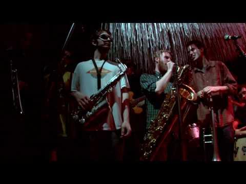 Zongo Junction perform Fela Kuti's