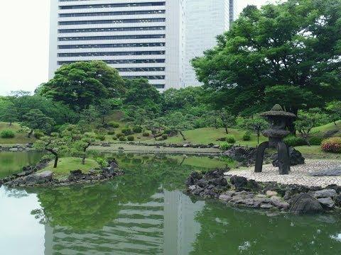 Kyu Shiba Rikyu Gardens, Minato Ward, Tokyo Metropolis