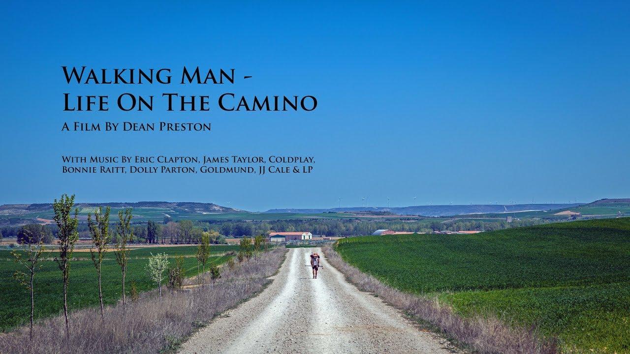 Download The Camino de Santiago - Walking Man - Life On The Camino