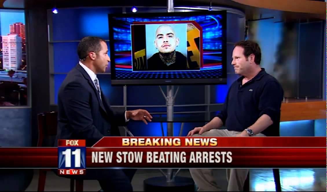Los Angeles Criminal Defense Attorney Daniel Perlman Fox News Appearance 7.21.2011