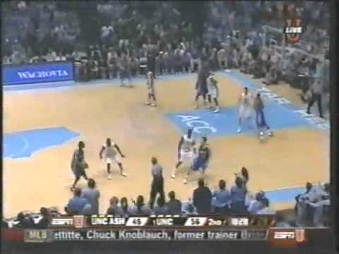 Tyler Hansbrough Dunk