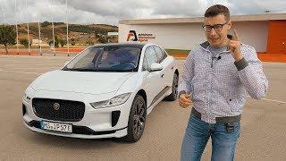 Jaguar I-PACE 2018 // Павел Блюденов