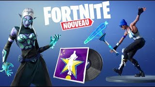 FORTNITE: The next Skins, Dances, Glider... (MAJ 8.50)