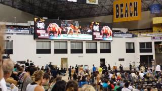 US Sumo Open 2016 - Mens Lightweight FINAL - Mohamed (EGY) vs Batyr (RUS)