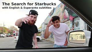 La Serĉo por Starbukso – An English & Esperanto Adventure