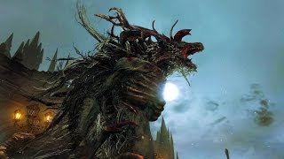 Bloodborne: Cleric Beast Boss Fight (1080p)