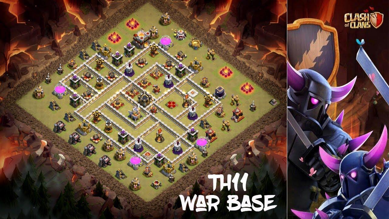 Base War Th 11 Iwan Clasher 5