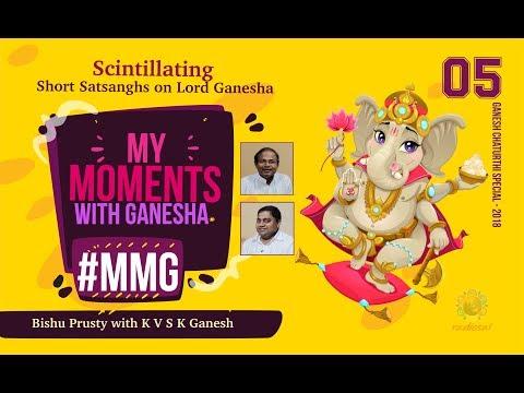 My Moment with Ganesha 05 - K V S K Ganesh | Ganesh Chaturthi Celebrations at Puttaparthi