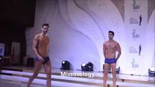Mister International Top 15 Swimwear Competition