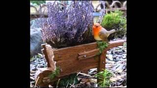 Самые красивые поделки из дерева для сада и дачи(Вот такие