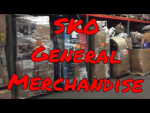 Assorted SKO General Merchandise Load