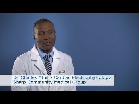 Dr. Charles Athill, Cardiac Electrophysiology