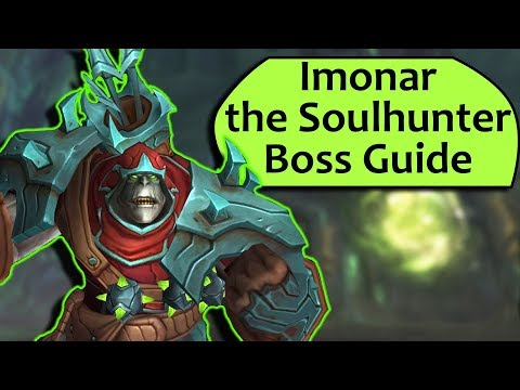 Imonar the Soulhunter Guide - Heroic/Normal Antorus Imonar Guide