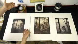 Wet Plate Collodion Negative & Albumen Print Process