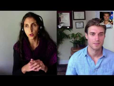 Jini Patel Thompson and Dane Johnson talk probiotics