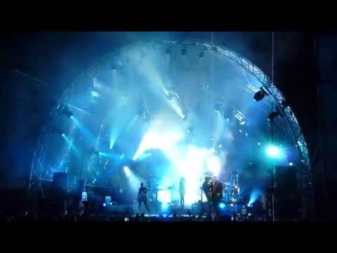 Simple Minds - Waterfront [Live - En Lefko Festival 2014, Athens 20/06/2014] [HD]