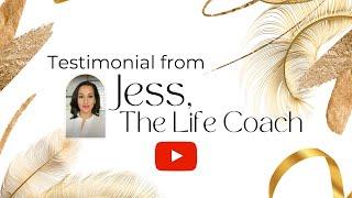 Testimonial by Jess, The Life Coach