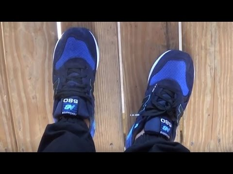 adae2b6701f New Balance 580 Sound & Stage Sneaker Review ,Sizing + On Feet