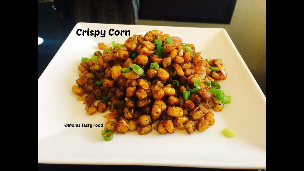 how to make fried corn